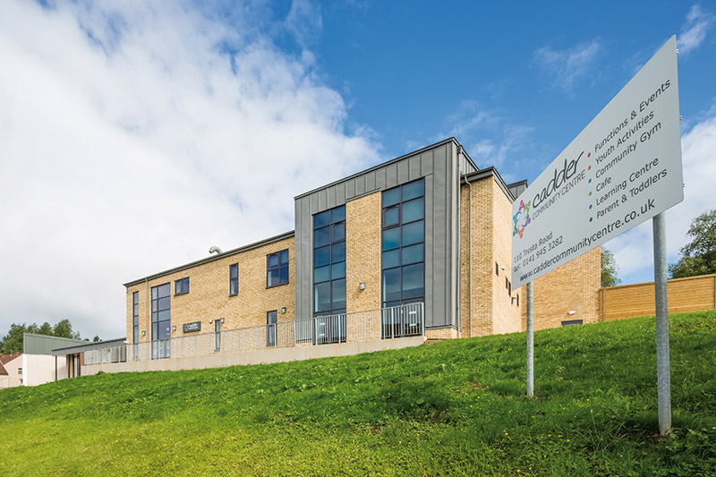 Cadder Community Centre